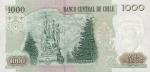 1000 Čilės pesų.