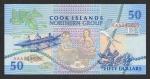 50 Kuko salų dolerių.