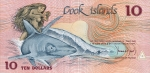 10 Kuko salų dolerių.
