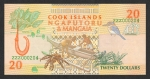 20 Kuko salų dolerių.