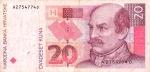 20 Kroatijos kunų.