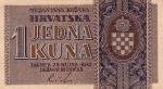 1 Kroatijos kuna.