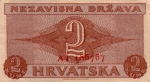 2 Kroatijos kunos.