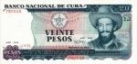 20 Kubos pesų.