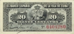 20 Kubos centavų.