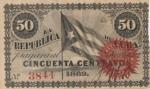 50 Kubos centavai.