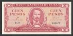 100 Kubos pesų.