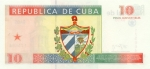 10 Kubos pesų.