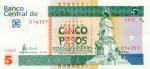 5 Kubos pesai.