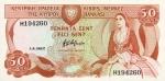 50 Kipro centų.
