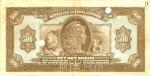 500 Čekoslovakijos kronų.
