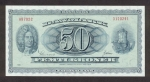 50 Danijos kronų.
