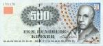 500 Danijos kronų.
