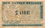5 Danijos oriai.