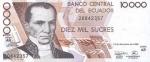 10000 Ekvadoro sukrų.