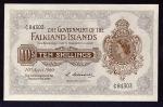 10 Falklando salų šilingų.