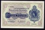1 Falklando salų svaras.