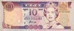 10 Fidžio dolerių.