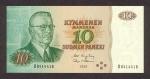 10 Suomijos markių.