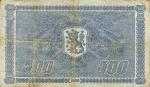500 Suomijos markių,