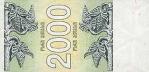 2000 Gruzijos larių.