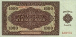 1000 VDR markių.