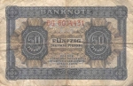 50 VDR markių.