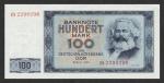 100 VDR markių.