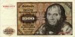 1000 VFR markių.