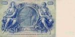 100 Vokietijos reichsmarkių.