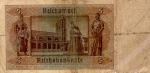 5 Vokietijos rentennmarkės.