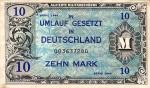 10 Vokietijos markių.