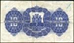 10 Gibraltaro šilingų.