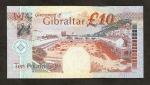 10 Gibraltaro svarų.
