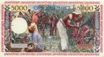 5000 Gvadelupės frankų.