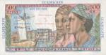 500 Gvadelupės frankai.