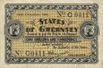 1,3 Guernsio šilingų.