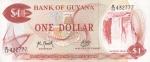 1 Gvianos doleris.