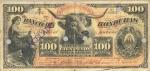 100 Hondūro pesų.