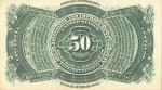 50 Hondūro centavų.