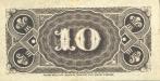 10 Hondūro centavų.