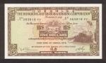 5 Honkongo doleriai.
