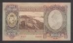 1000 Vengrijos pengų.