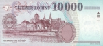 10000 Vengrijos forintų.