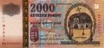 2000 Vengrijos forintų.