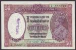 50 Indijos rupijų.
