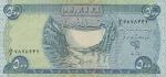 500 Irako dinarų.