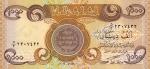 1000 Irako dinarų.