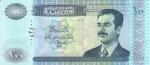 100 Irako dinarų.