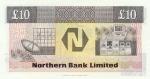 10 Šiaurės Airijos svarų.